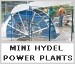 MINI HYDEL POWER PLANTS